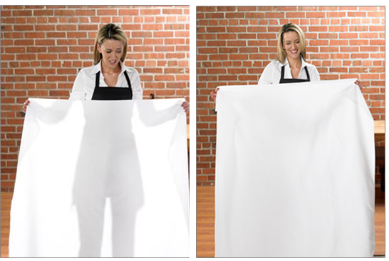 Restaurant Table Cloth Services and Rentals | Service Linen Supply