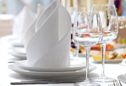 Restaurant Napkin Services And Rentals Service Linen Supply